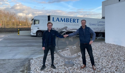 Lambert Spawns aims focus on customer service and innovation
