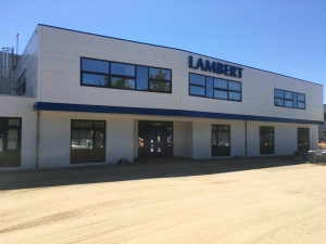 Lambert 100th Anniversary & Venlo Facility Grand Opening