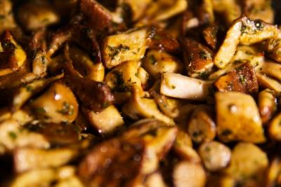 Pitfalls preparing mushrooms