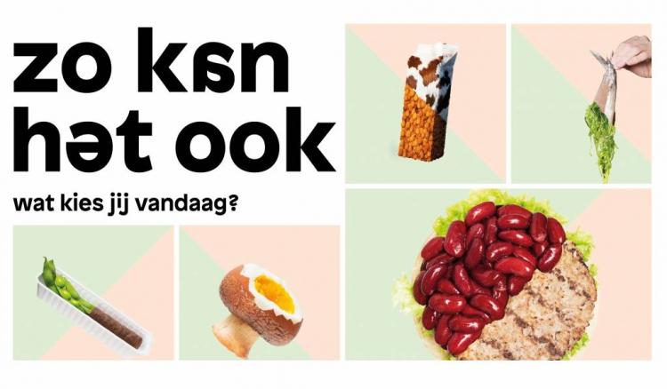 Green Protein Alliance - Dutch campaign #zokanhetook