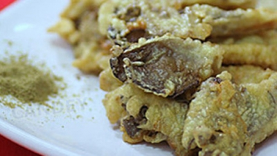 Recipe: Scrumptious fried mushroom that makes you irresistible