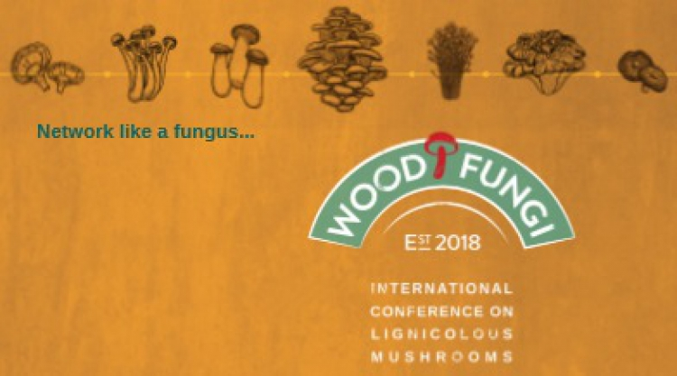 WoodFungi Conference June 3rd to 6th 2018 is approaching